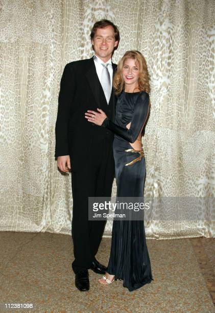 Charles Askegard and Candace Bushnell