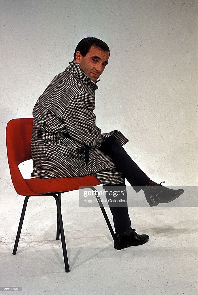 Charles Aznavour French author interpreter actor about 1960
