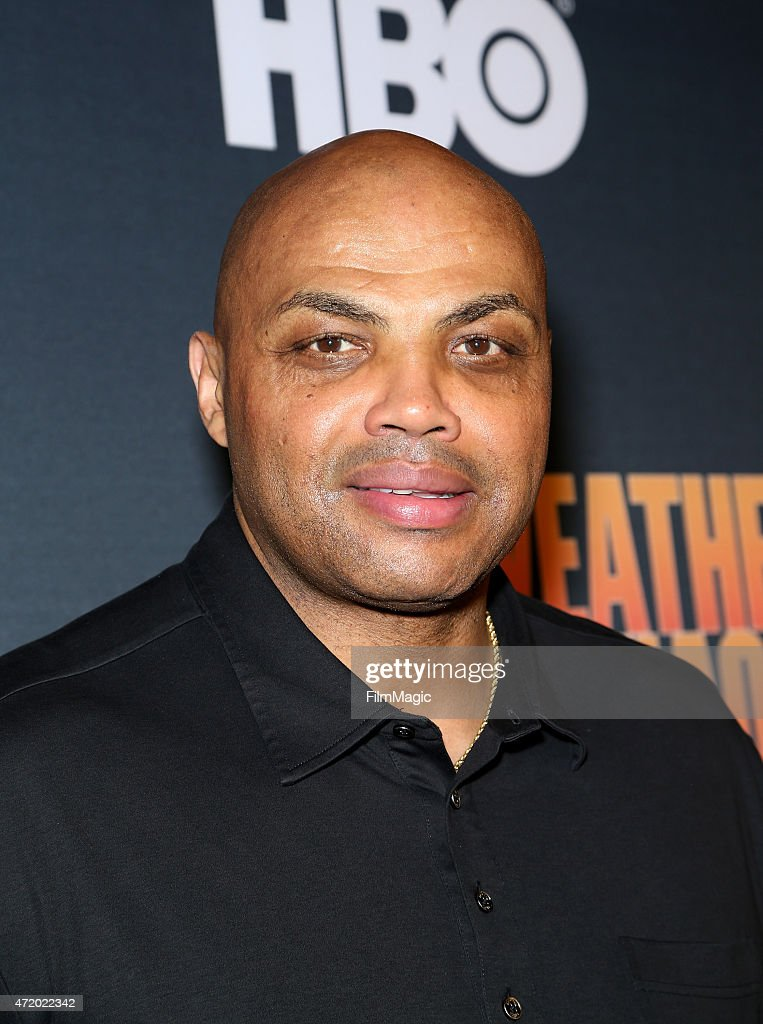 <a gi-track='captionPersonalityLinkClicked' href=/galleries/search?phrase=Charles+Barkley&family=editorial&specificpeople=202484 ng-click='$event.stopPropagation()'>Charles Barkley</a> attends the SHOWTIME And HBO VIP Pre-Fight Party for 'Mayweather VS Pacquiao'at MGM Grand Hotel & Casino at on May 2, 2015 in Las Vegas, Nevada.