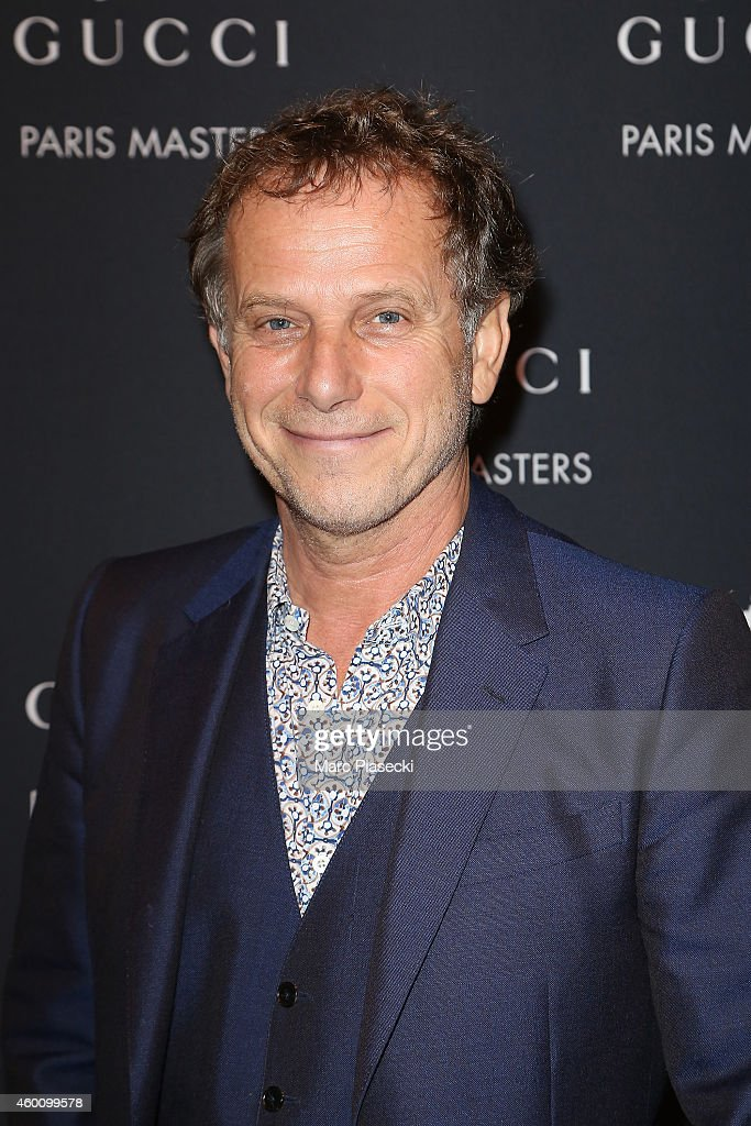 Charles Berling attends Day 4 of the Gucci Paris Masters 2014 on December 7 2014 in Villepinte France