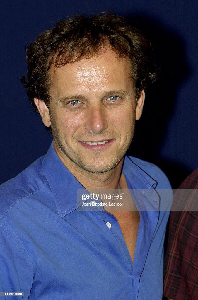 Charles Berling during Deauville 2002 Jury Photocall at CID Deauville in Deauville France