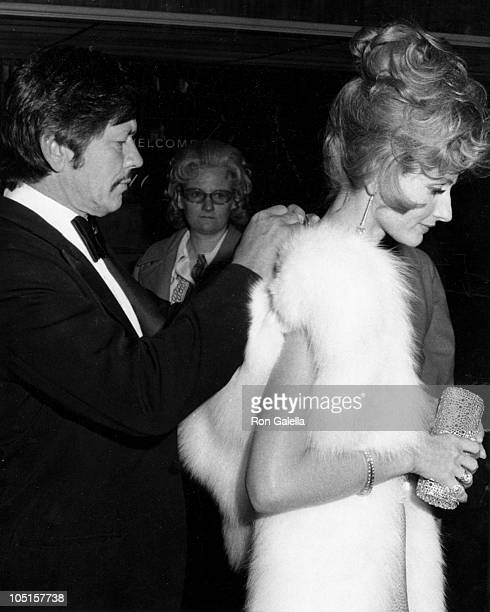 Charles Bronson and Jill Ireland during AFI Salute to John Ford United States