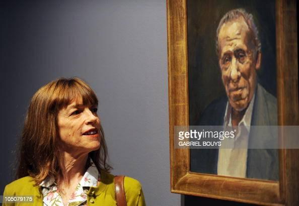 Prestige San Marino : Charles bukowski s widow linda lee buko pictures getty