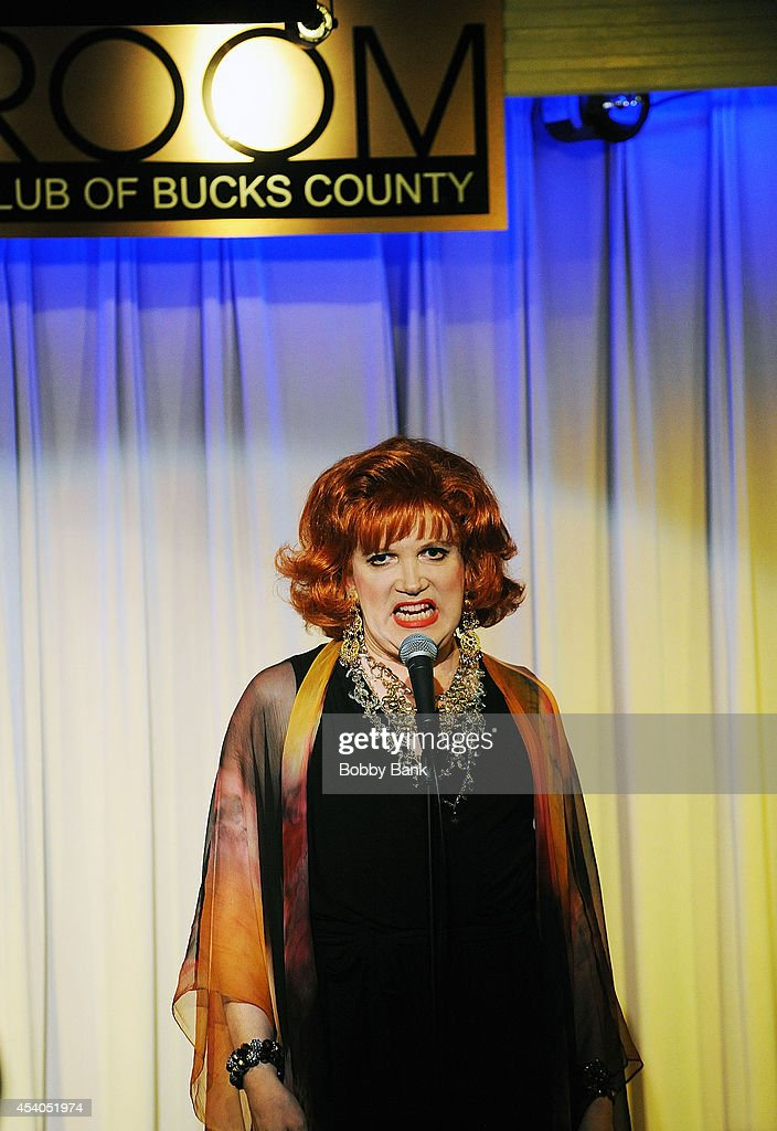 Charles Busch attends a divine evening with Charles Busch at The Rrazz Room on August 23, 2014 in New Hope, Pennsylvania.
