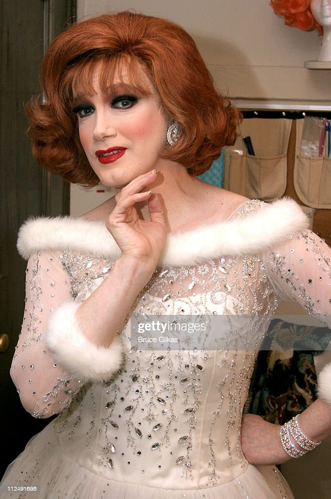 Charles Busch during The Actors Fund 20th Anniversary Performance of 'Vampire Lesbians of Sodom' with Julie Halston and Charles Busch performing...
