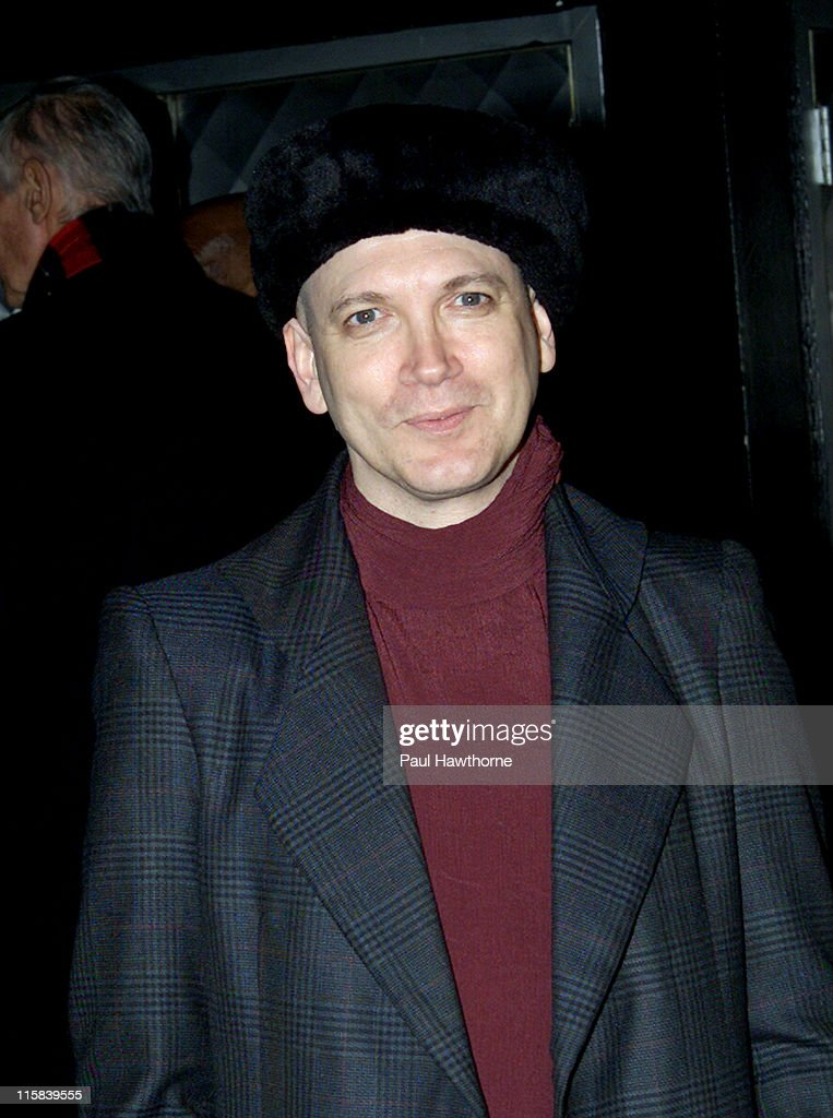 Charles Busch writer of the American book for 'Taboo'