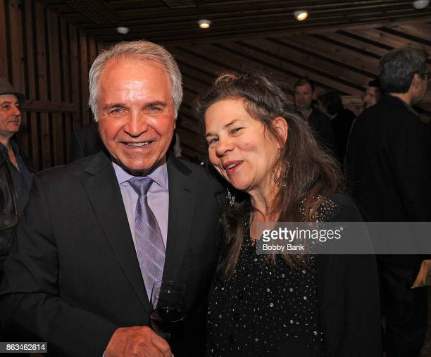 Charles Calello and Ramona Jan attend the Tony Bongiovi Receives American Master Award From Berklee College Of Music at Power Station / Berklee...