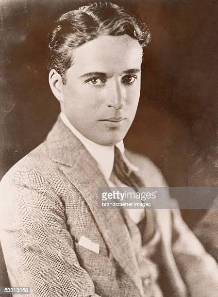 Charles Chaplin English actor and director Photography 1925 [Charles Chaplin englischer Schauspieler und Regisseur Photographie 1925]
