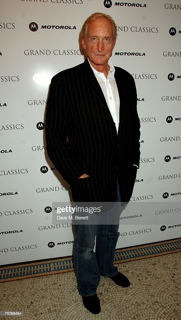 Charles Dance attends the Grand Classics screening of 'Closely Observed Trains Benefiting the British FIlm Institute' hosted by Ken Loach at the...