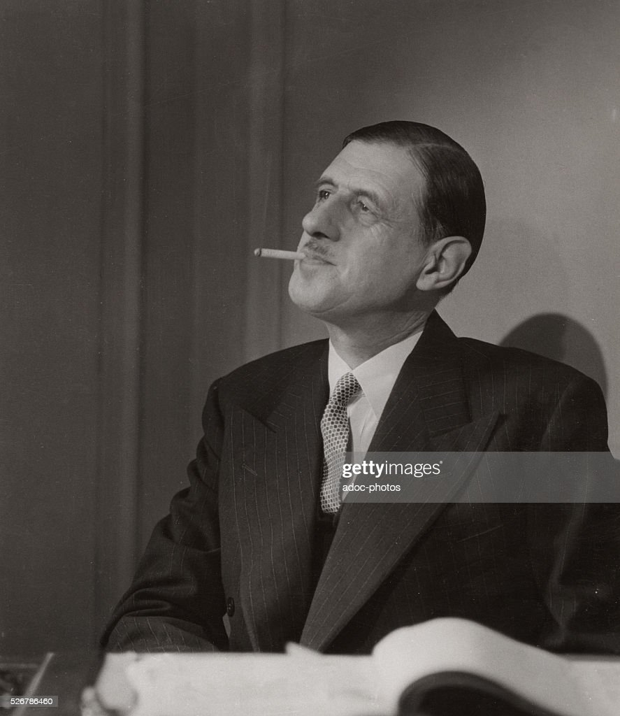 Charles de Gaulle French general and statesman In 1945