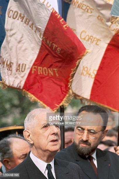 Charles De Gaulle In France In 1964