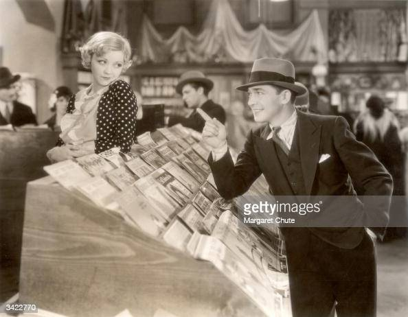 Charles Delaney and Alice White are amongst the stars of the Warner Brothers 'The Girl From Woolworths'