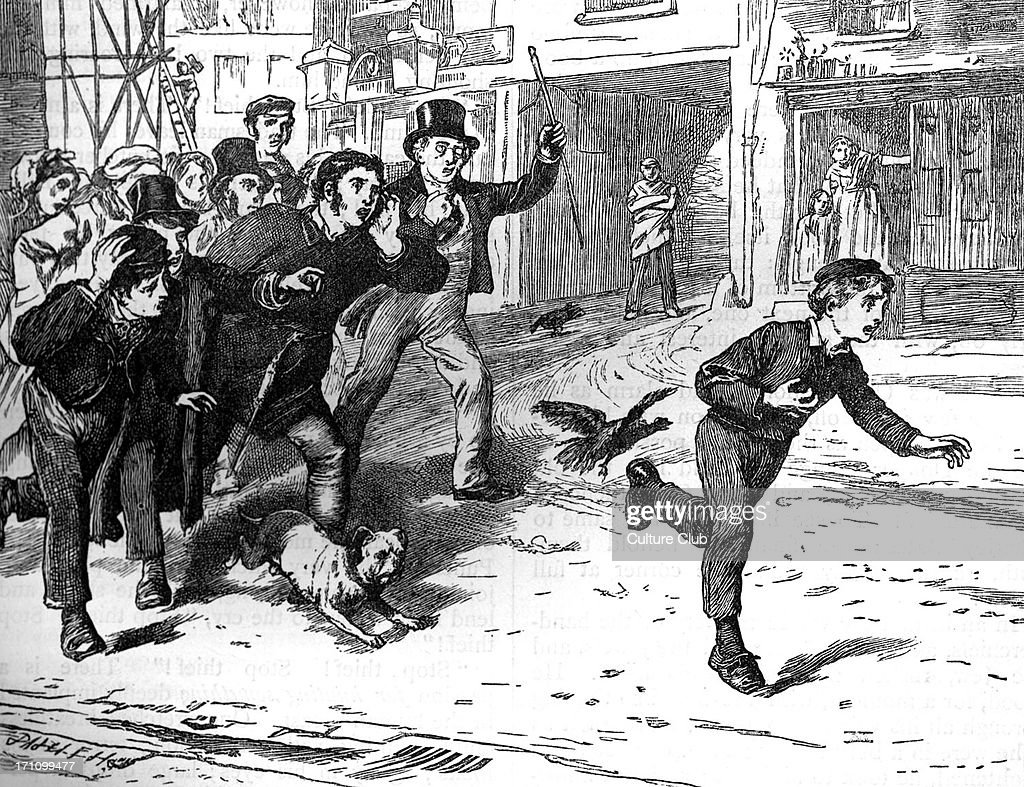 oliver twist by charles dickens A short summary of charles dickens's oliver twist this free synopsis covers all  the crucial plot points of oliver twist.