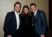 Charles Esten Lady Antebellum's Hillary Scott and Rascal Flatts' Jay DeMarcus attend the TJ Martell Foundation's 7th Annual Nashville Honors Gala at...