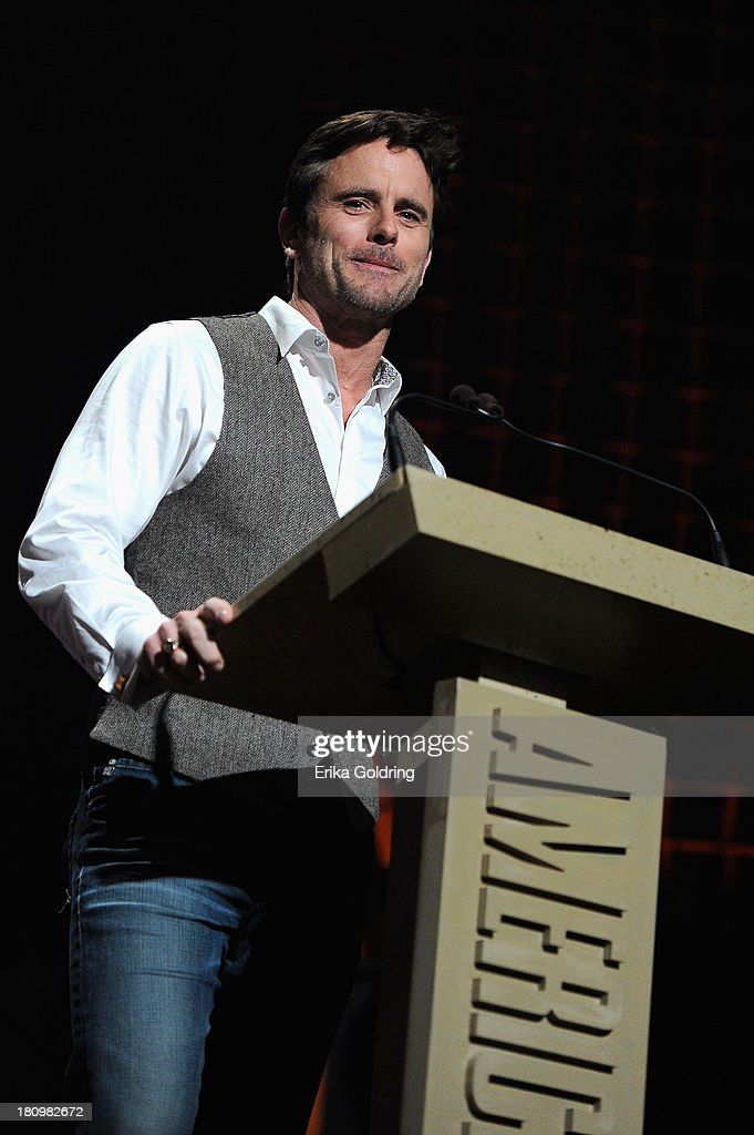 Charles Esten onstage at the 12th Annual Americana Music Honors And Awards Ceremony Presented By Nissan on September 18, 2013 in Nashville, Tennessee.