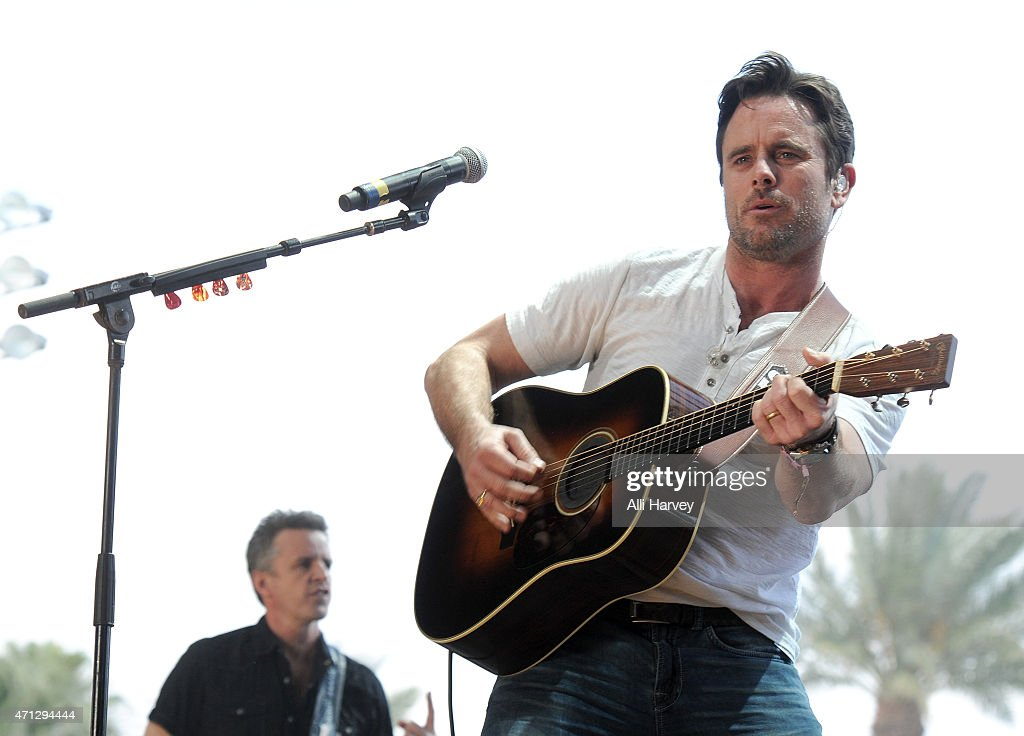 Charles Esten performs onstage during day two of 2015 Stagecoach, California's Country Music Festival, at The Empire Polo Club on April 25, 2015 in Indio, California.