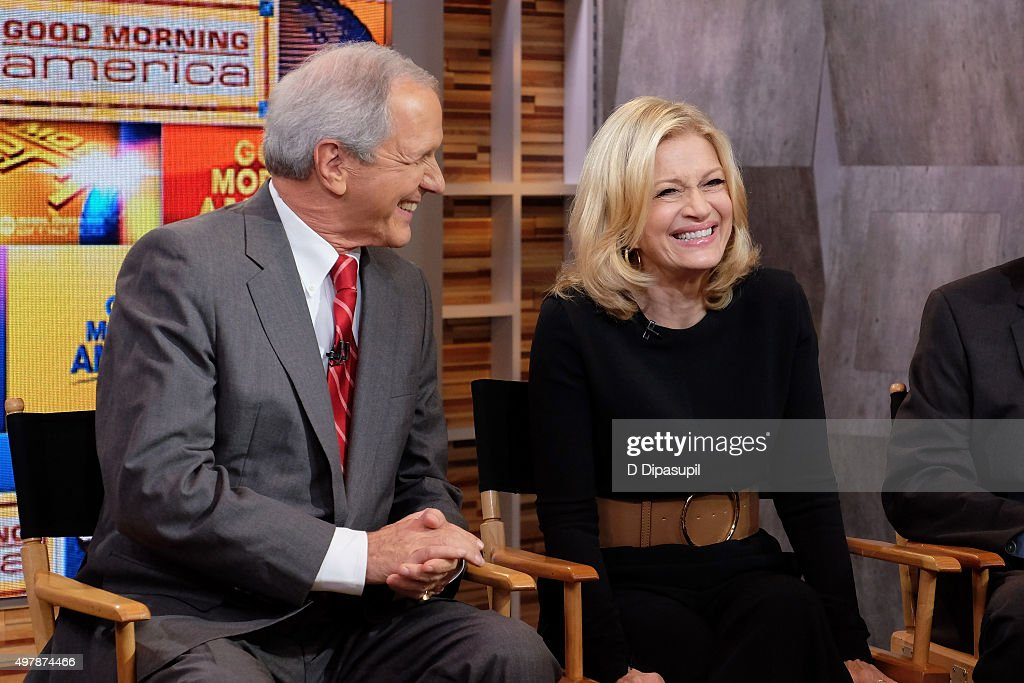 Good Morning America Diane Sawyer : Quot good morning america s th anniversary getty images