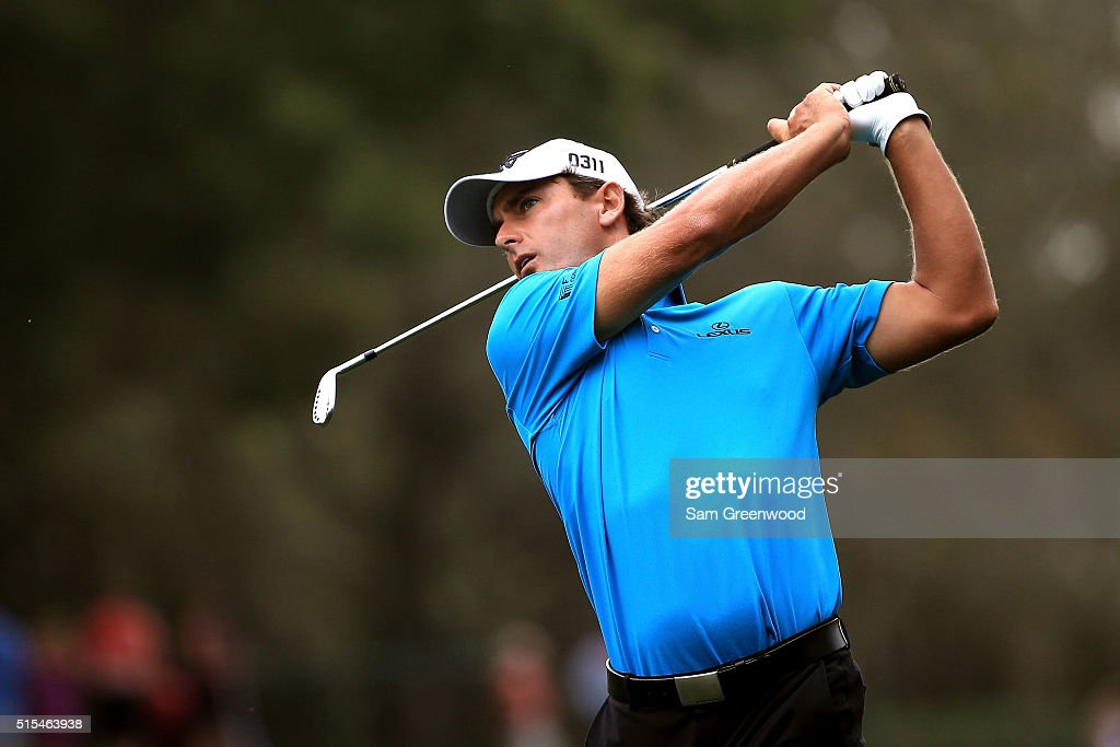 Charles Howell III plays a shot on the sixth hole during the final round of the Valspar Championship at Innisbrook Resort Copperhead Course on March...