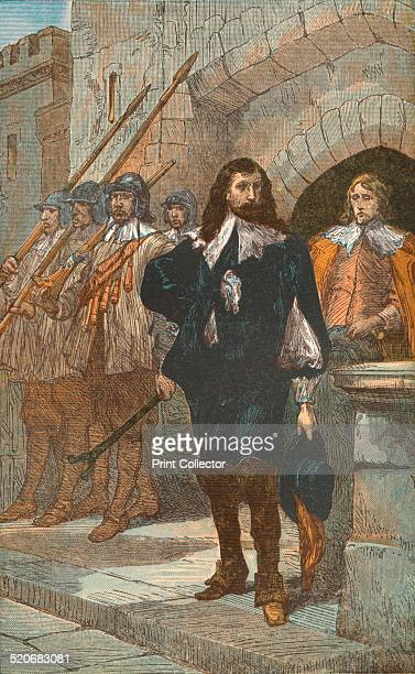 Charles I was monarch of England Scotland and Ireland from 27 March 1625 until his execution in 1649 On the day of his execution he walked under...