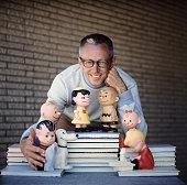 UNS: 26th November 1922 - Cartoonist Charles Schulz Is Born