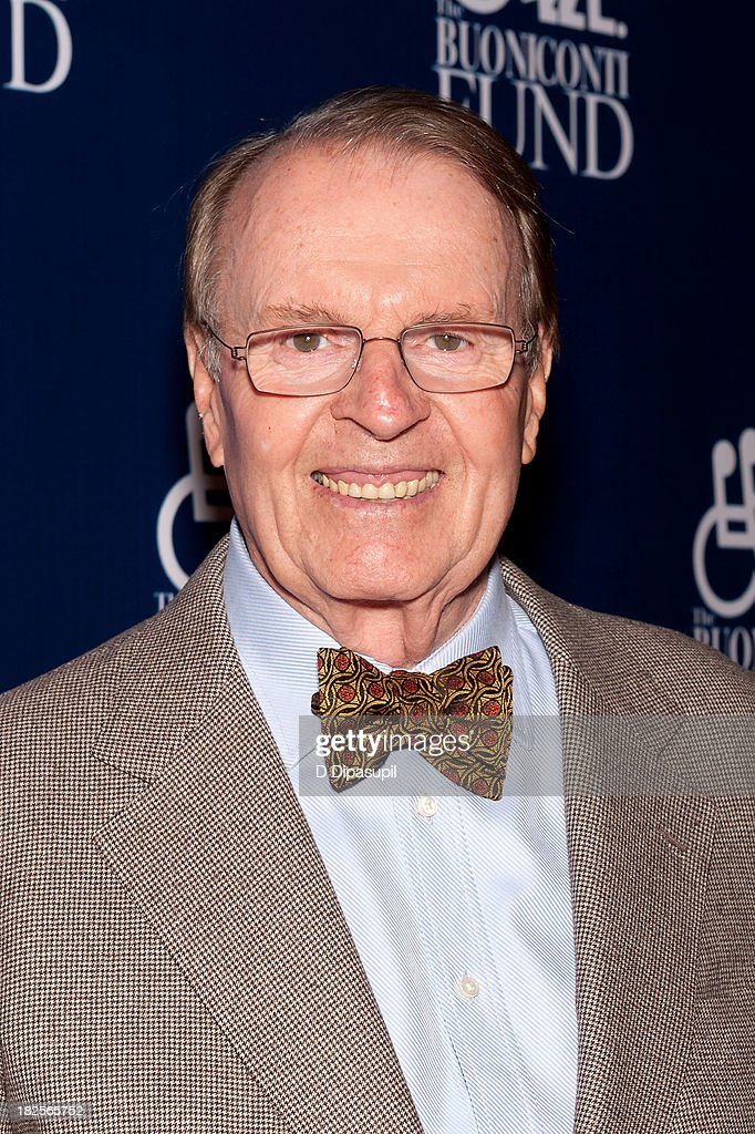 Charles Osgood attends the 28th Annual Great Sports Legends Dinner to Benefit The Buoniconti Fund To Cure Paralysis at The Waldorf=Astoria on September 30, 2013 in New York City.