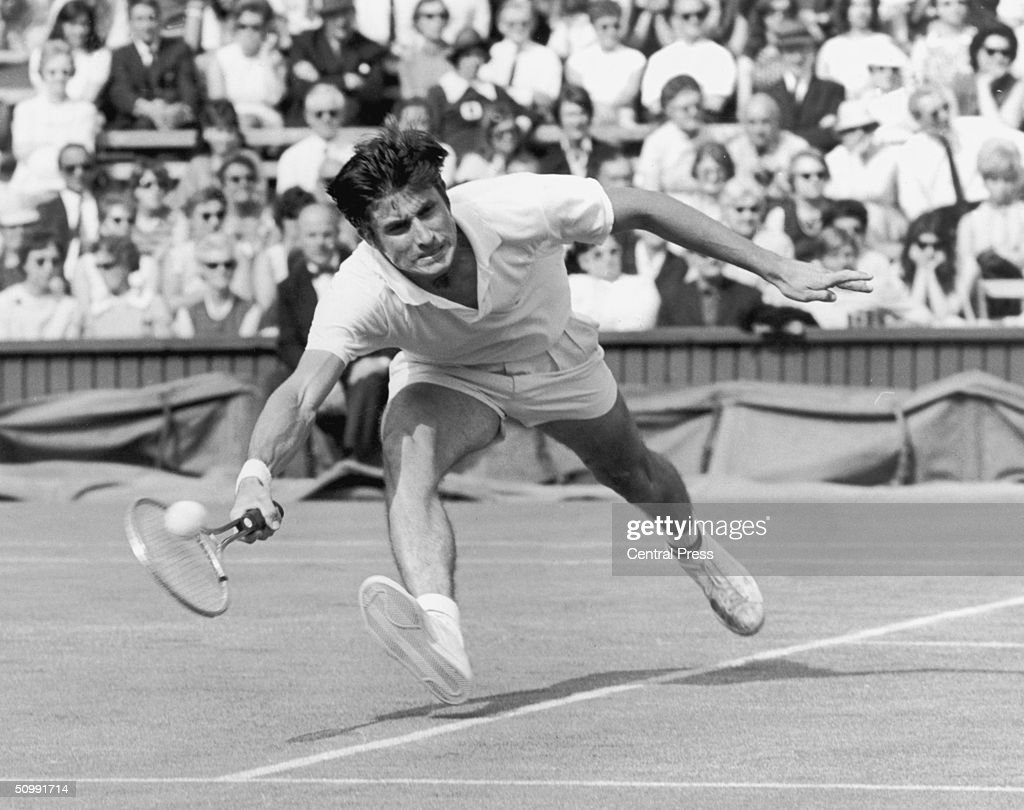 03 Jul 1995 American tennis champion Pancho Gonzales s s