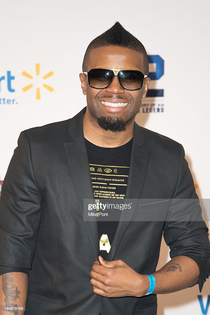 Charles Perry attends the '42' event honoring the legacy of Jackie Robinson at the Brooklyn Academy of Music on March 25, 2013 in New York City.