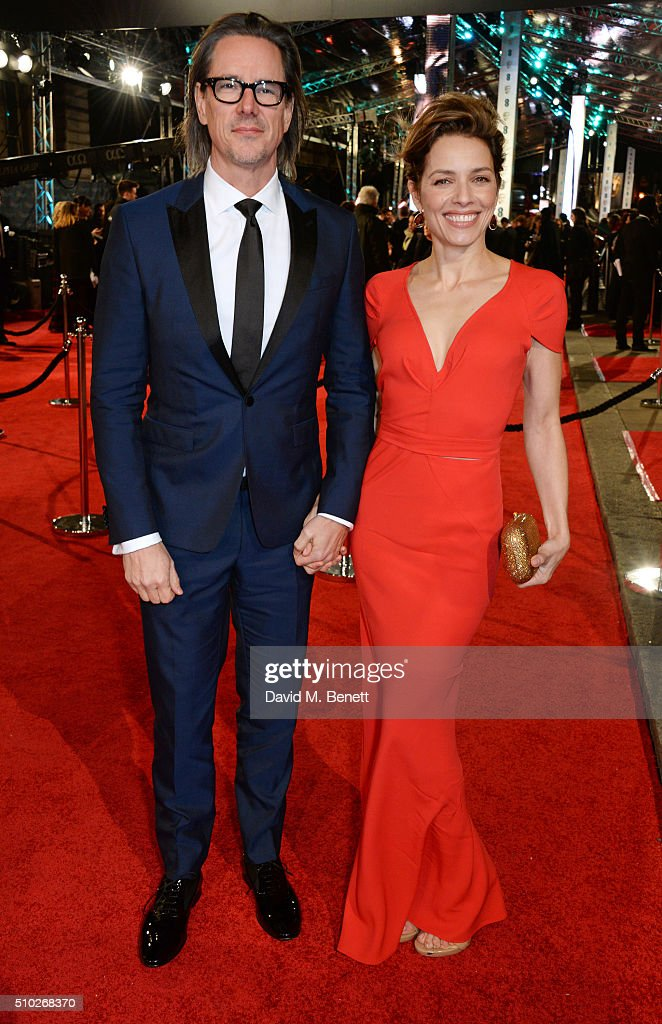 <a gi-track='captionPersonalityLinkClicked' href=/galleries/search?phrase=Charles+Randolph&family=editorial&specificpeople=866897 ng-click='$event.stopPropagation()'>Charles Randolph</a> (L) attends the EE British Academy Film Awards at The Royal Opera House on February 14, 2016 in London, England.