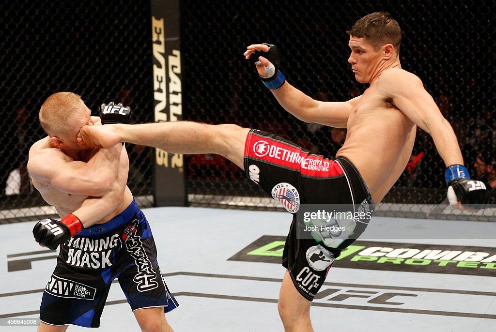 UFC Fight Night Stockholm: Nelson v Story