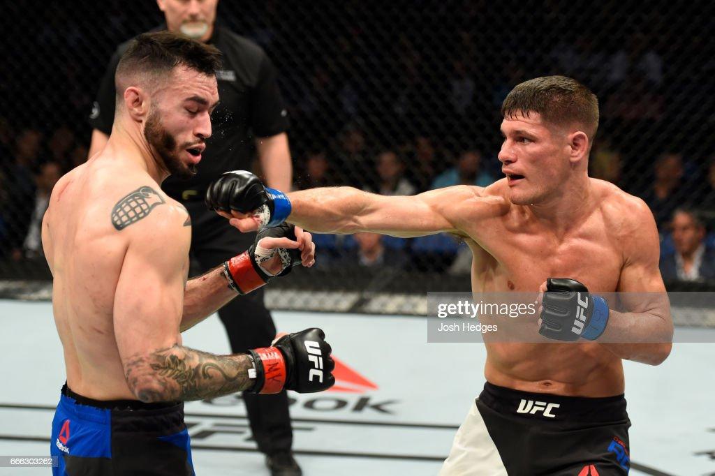 UFC 210: Cormier v Johnson 2