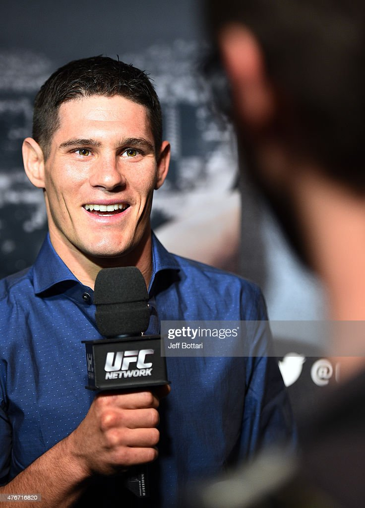 UFC 188: Ultimate Media Day