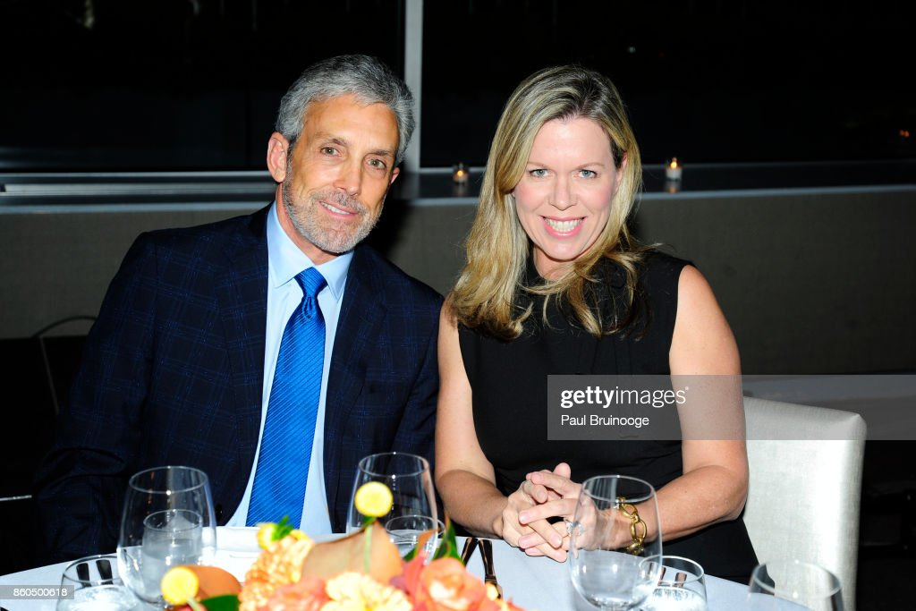 Charles S. Cohen and Ashley Whittaker attend the Decoration and Design Building celebrates the 2017 winners of the DDB's 10th Anniversary of Stars of Design Awards at D&D Building on October 11, 2017 in New York City.
