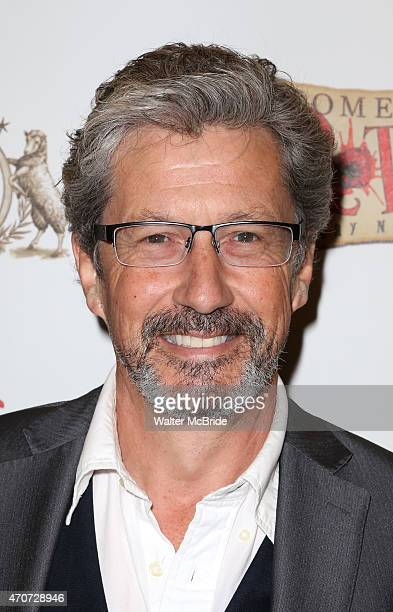 Charles Shaughnessy attends the Broadway Opening Night Performance of 'Something Rotten' at the St James Theatre on April 22 2015 in New York City