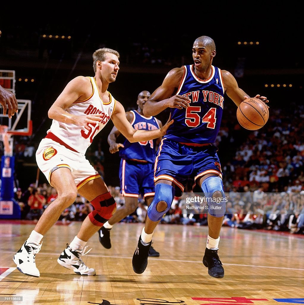 1994 NBA Finals Game 2 New York Knicks vs Houston Rockets