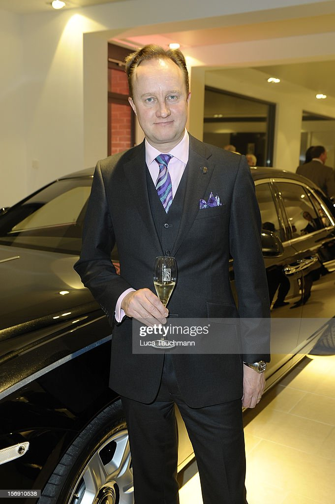 <a gi-track='captionPersonalityLinkClicked' href=/galleries/search?phrase=Charles+Taylor&family=editorial&specificpeople=240314 ng-click='$event.stopPropagation()'>Charles Taylor</a> attends the Rolls-Royce Motorcars Berlin Opening on November 24, 2012 in Berlin, Germany.