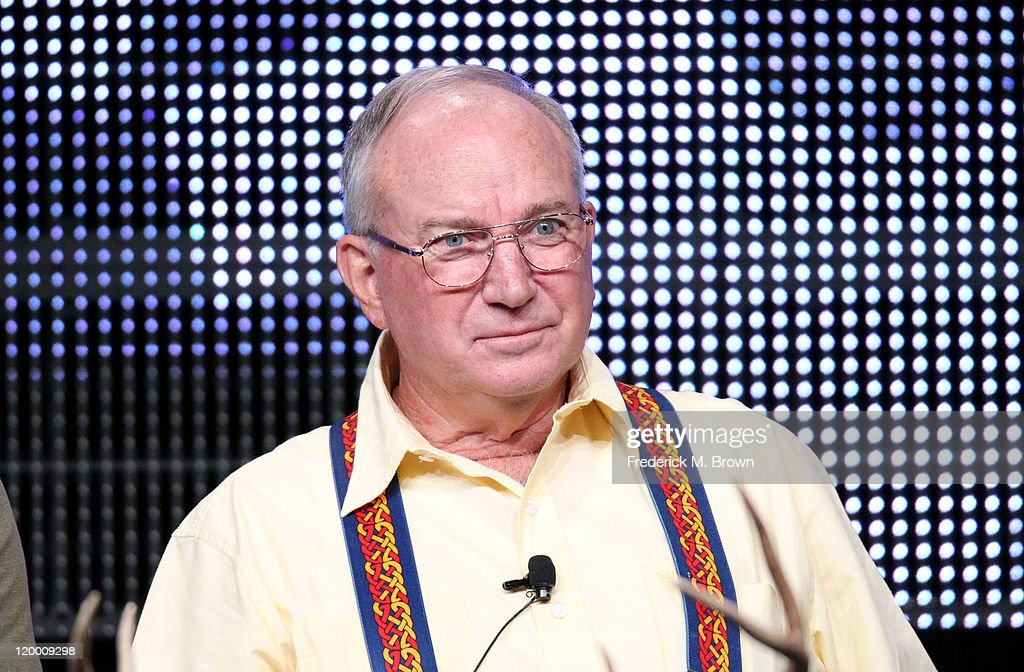 <a gi-track='captionPersonalityLinkClicked' href=/galleries/search?phrase=Charles+Taylor&family=editorial&specificpeople=240314 ng-click='$event.stopPropagation()'>Charles Taylor</a> speaks during the 'Rocket City Rednecks' panel during the National Geographic Channels portion of the 2011 Summer TCA Tour held at the Beverly Hilton on July 28, 2011 in Beverly Hills, California.