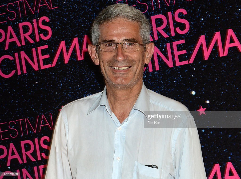 Charles Tesson attends 'La Vie D'Adele' Paris Premiere At MK2 Bibliotheque on July 7, 2013 in Paris, France.