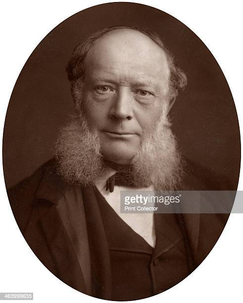 Charles William Siemens DCL FRS German electrical engineer and inventor 1883 From Men of Mark a gallery of contemporary portraits of men...