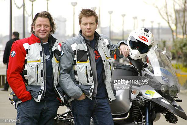 Charley Boorman and Ewan McGregor 'The Long Way Round' will be airing in the USA on Bravo later in the year