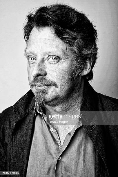 Charley Boorman attends the F1 Zoom Auction in aid of the renowned Great Ormond Street Hospital at InterContinental Park Lane Hotel on February 5...