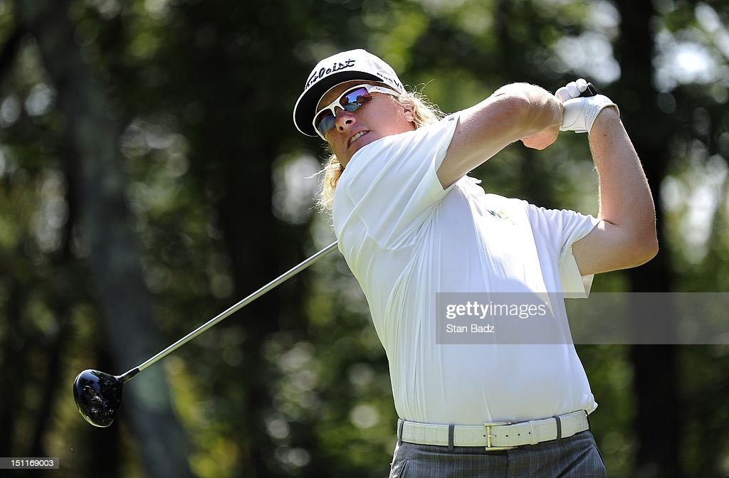 <a gi-track='captionPersonalityLinkClicked' href=/galleries/search?phrase=Charley+Hoffman&family=editorial&specificpeople=578840 ng-click='$event.stopPropagation()'>Charley Hoffman</a> hits a drive on the second hole during the third round of the Deutsche Bank Championship at TPC Boston on September 2, 2012 in Norton, Massachusetts.