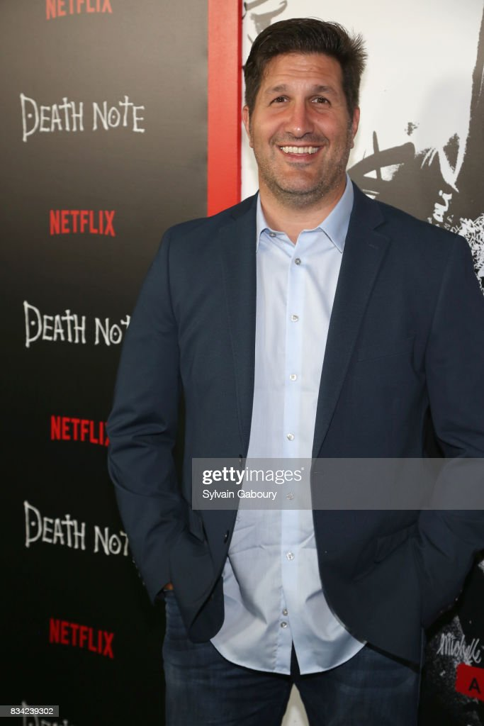 Charley Parlapanides attends 'Death Note' New York Premiere at AMC Loews Lincoln Square 13 theater on August 17, 2017 in New York City.
