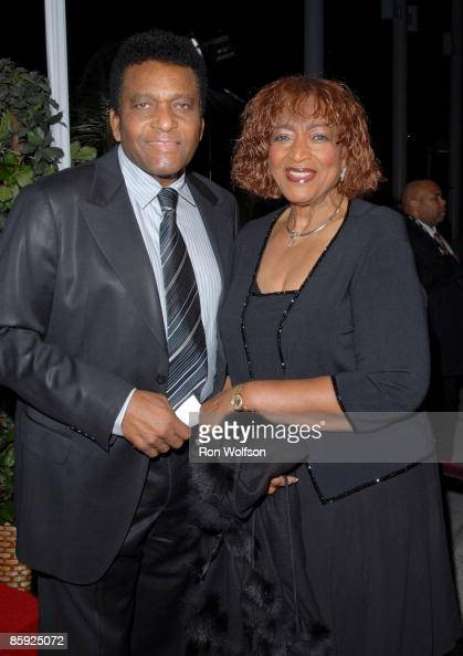 Charley Pride and Rozene Pride