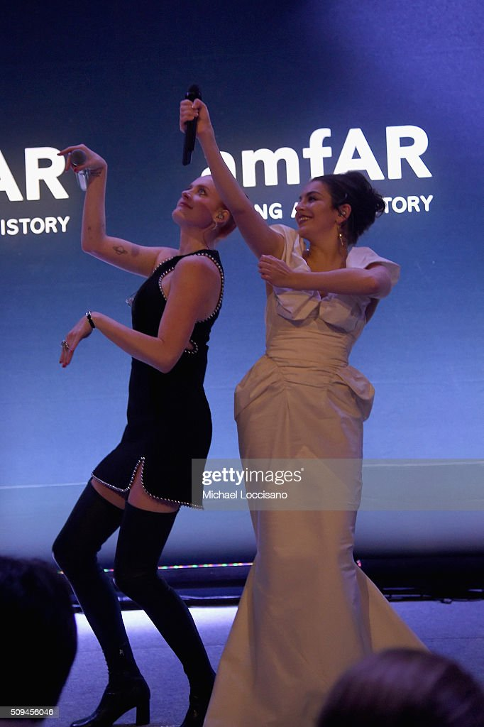 2016 amfAR New York Gala - Show
