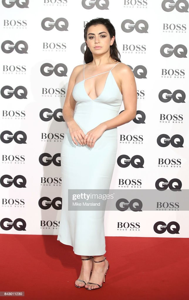 Charli XCX attends the GQ Men Of The Year Awards at Tate Modern on September 5, 2017 in London, England.