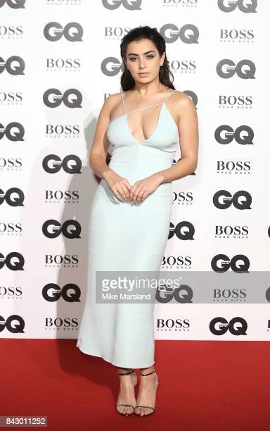 Charli XCX attends the GQ Men Of The Year Awards at Tate Modern on September 5 2017 in London England