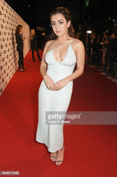 Charli XCX attends the GQ Men Of The Year Awards at the Tate Modern on September 5 2017 in London England