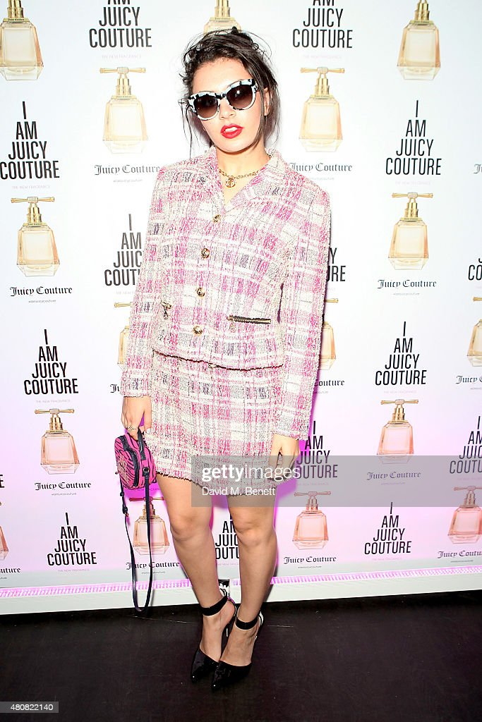 Juicy Couture - Fragrance Launch Party