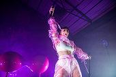 Charli XCX Performs At Village Underground