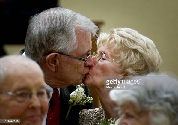 vow renewal pictures getty images